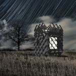 Cabanon on a moonlit night - Competition