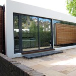 Rear extension RH