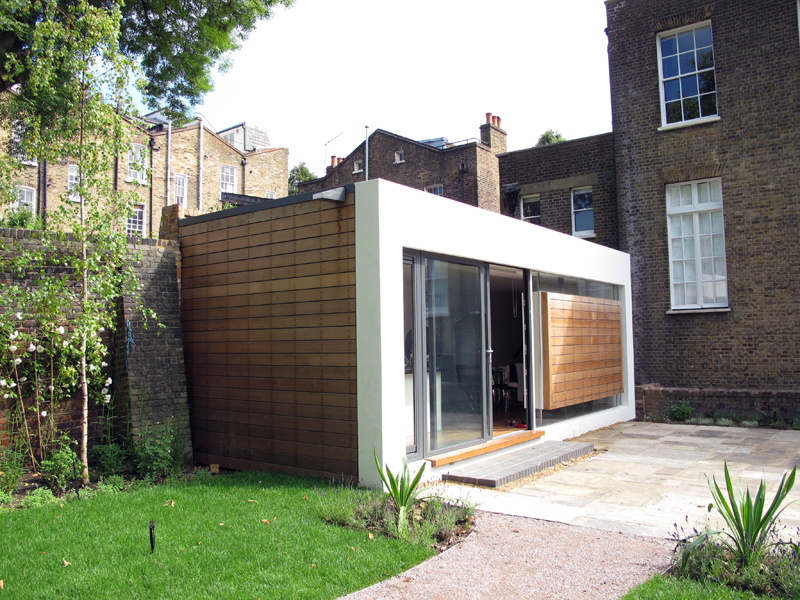 Lloyd House - rear extension LH