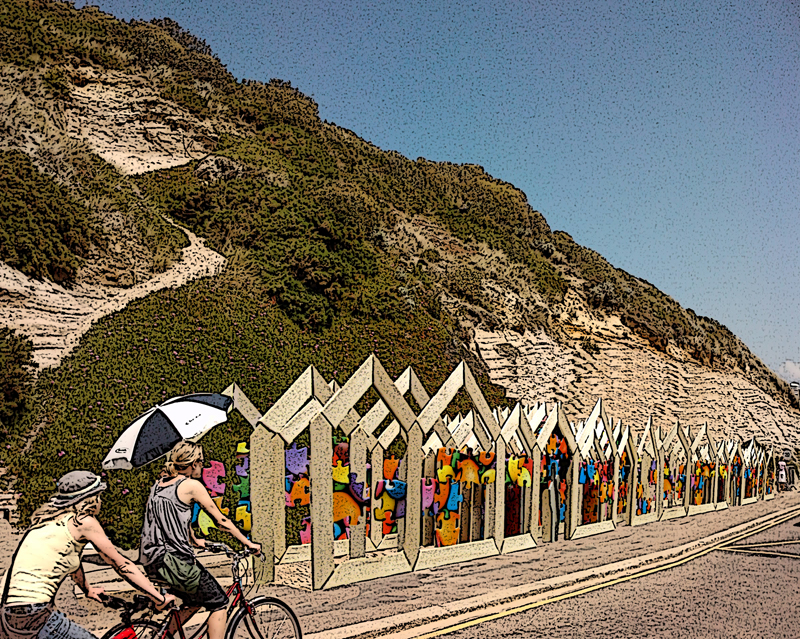 Beach Hut Competition