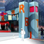 Tribeca Hospitality Suite Liverpool - Container architecture - Competition