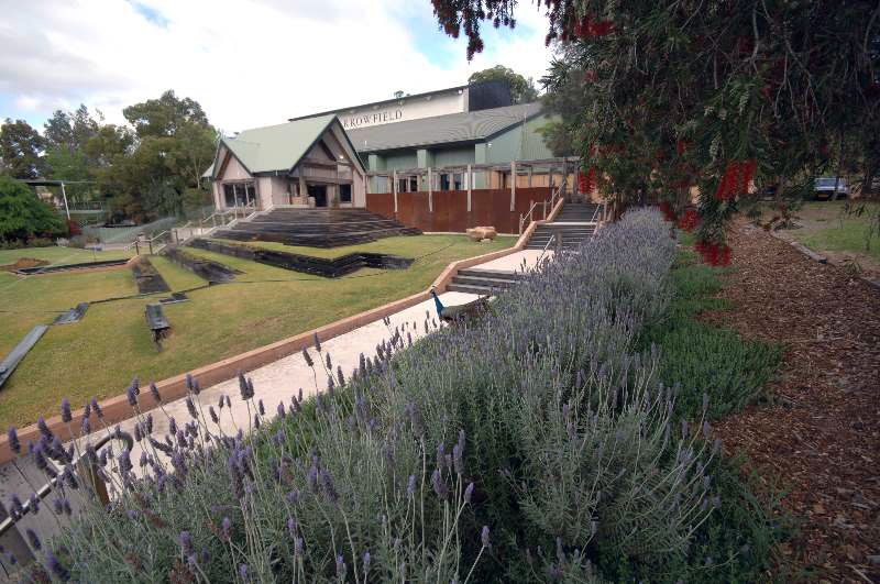 Arrowfield Winery - Front