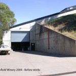 Arrowfield Winery - Before works