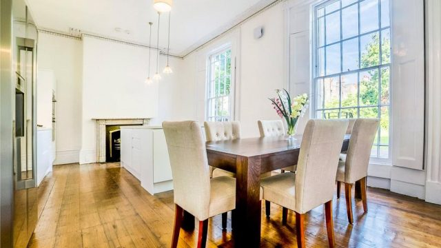 Listed House - London WC1
